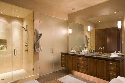 Bathroom lighting tips electrical contractor burlington bathroom lighting aloadofball Choice Image