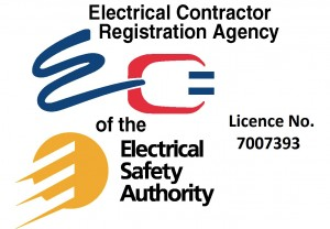 Electrical contractor licence