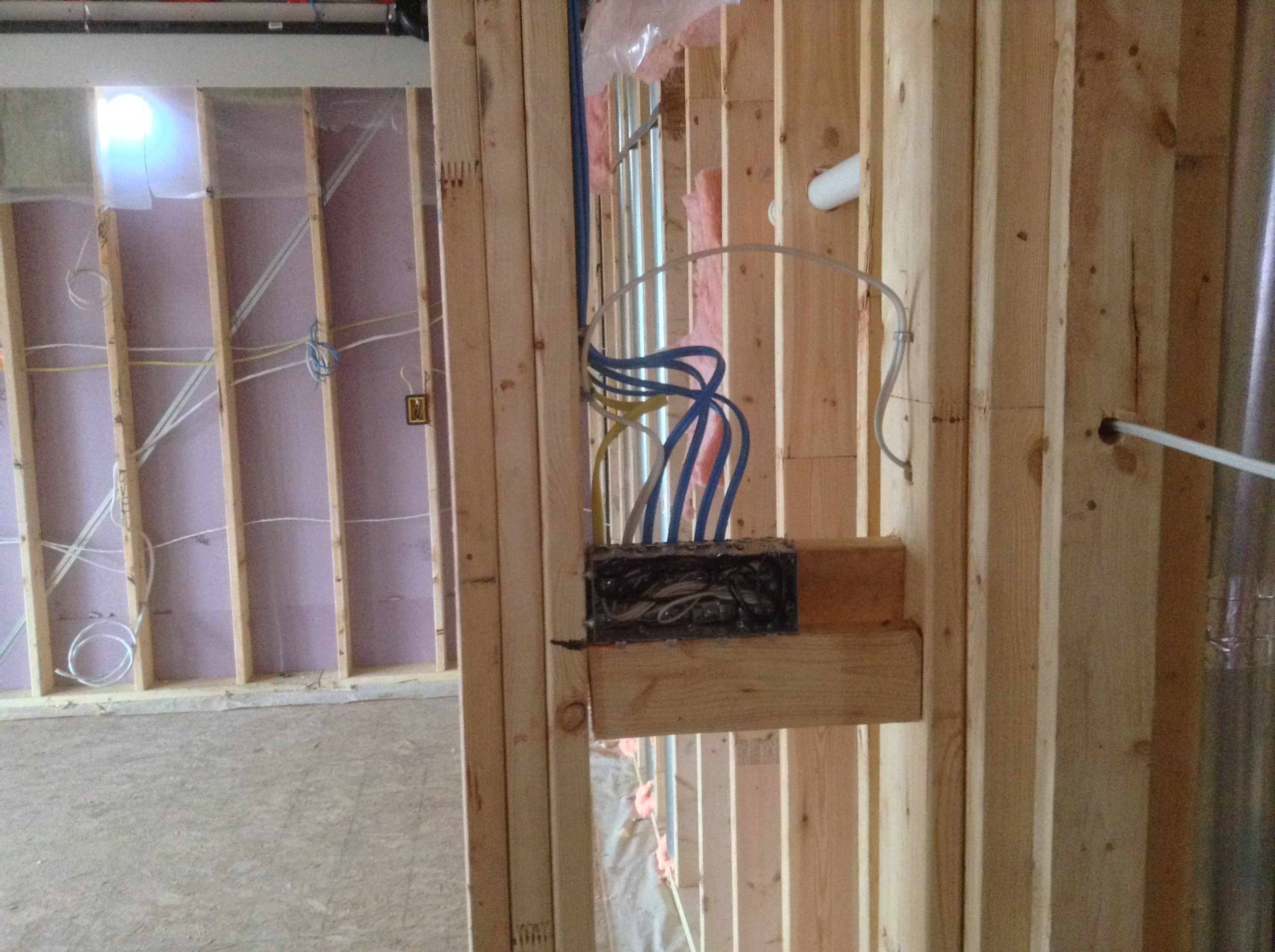 Our Electrical Jobs Burlington I Contractor Ltd Residential Wiring